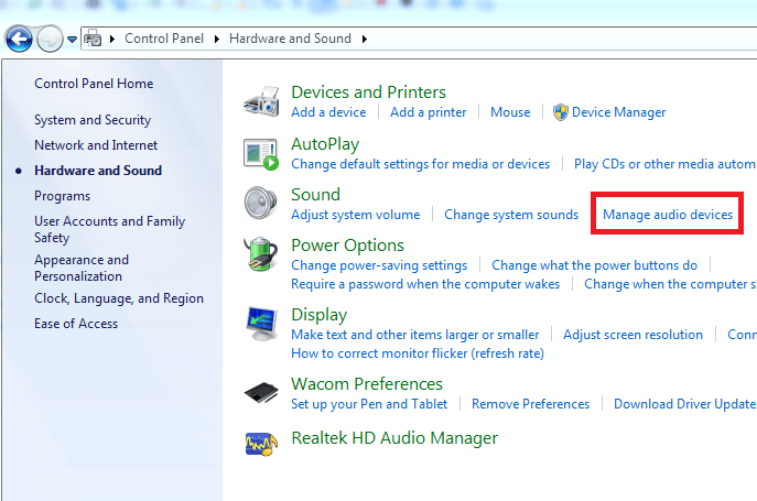 Microphone Not Working In Windows 7 Onlinemictest